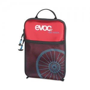 EVOC TOOL POUCH (RED)