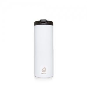 [TRAVEL MUG]Glossy WHITE -New